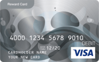 Visa Prepaid Card