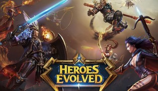 Heroes Evolved screenshot4