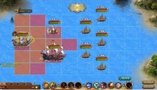 Tidal Trek (Морской Бой) screenshot7