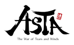 ASTA - The War of Tears and Winds logo