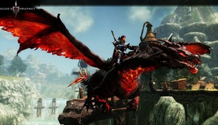 Dragon's Prophet screenshot4