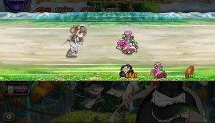 Flower Knight Girl screenshot3