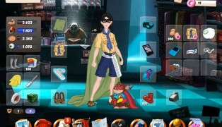 Hero Zero screenshot1
