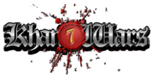 Khan Wars logo
