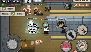 Prison Wars screenshot1