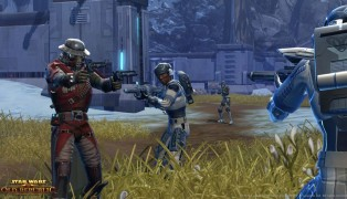 Star Wars The Old Republic screenshot3