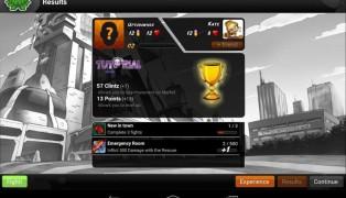 Urban Rivals screenshot5