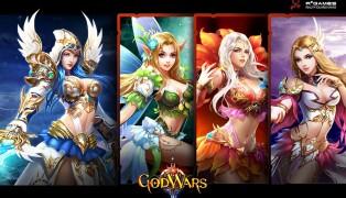 God Wars screenshot7
