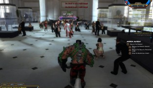 Champions Online screenshot5