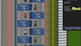 Grand Prix Racing Online screenshot7