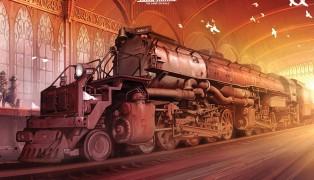 TrainStation screenshot2