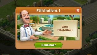 Gardenscapes screenshot6