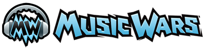 Music Wars logo