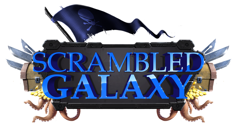 Scrambled Galaxy logo