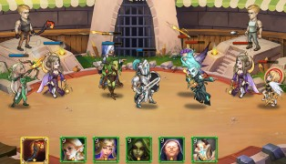 Arena of Legends screenshot3