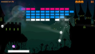 Halloween Arkanoid 2 screenshot7