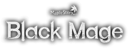 MapleStory Black Mage logo