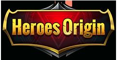 Heroes origin logo