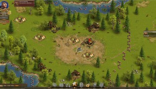 The Settlers Online screenshot3