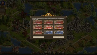 The Settlers Online screenshot4