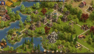 The Settlers Online screenshot7