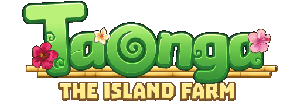 Taonga: the Island Farm logo