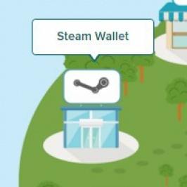 Карты Steam Wallet!