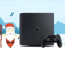 Получи PlayStation 4 i кучу бананов!