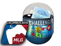 MLG Columbus 2016 Challengers (Holo/Foil) za darmo
