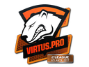 Sticker | Virtus.Pro | Atlanta 2017 za darmo
