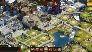Vikings: War of Clans screenshot1