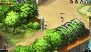 Naruto Online screenshot2