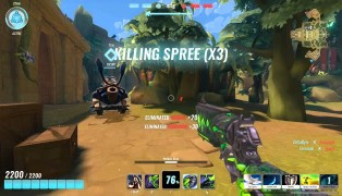 Paladins screenshot1