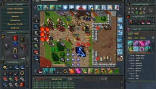 Tibia screenshot3