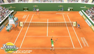 Tennis Mania screenshot2