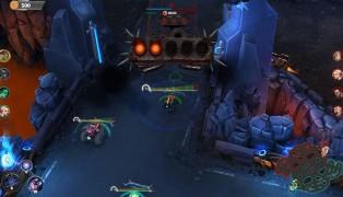 Heavy Metal Machines screenshot1