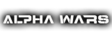 Alpha Wars logo