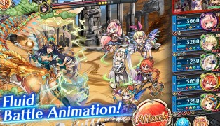 Kamihime PROJECT R screenshot2