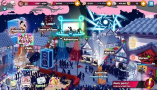 Harem Heroes screenshot1