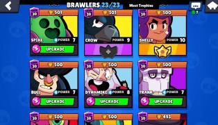 Brawl Stars screenshot8