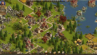 The Settlers Online screenshot5