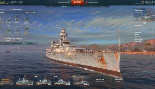 World of Warships screenshot1