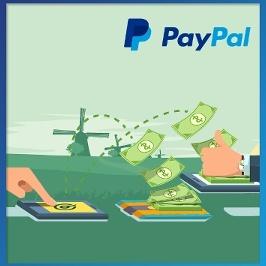 Paypal utbetalningar har blivit skickade!
