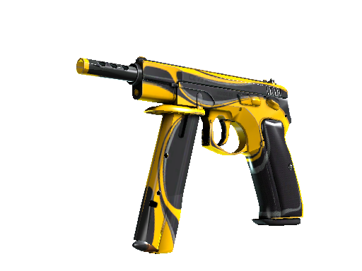 CZ75-Auto | Yellow Jacket za darmo