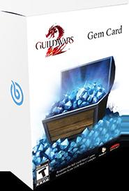 GW2: Gem Card 2000 za darmo